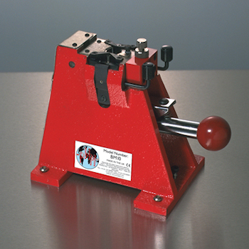 BM10, fine wire cold welder, by PWM Ltd